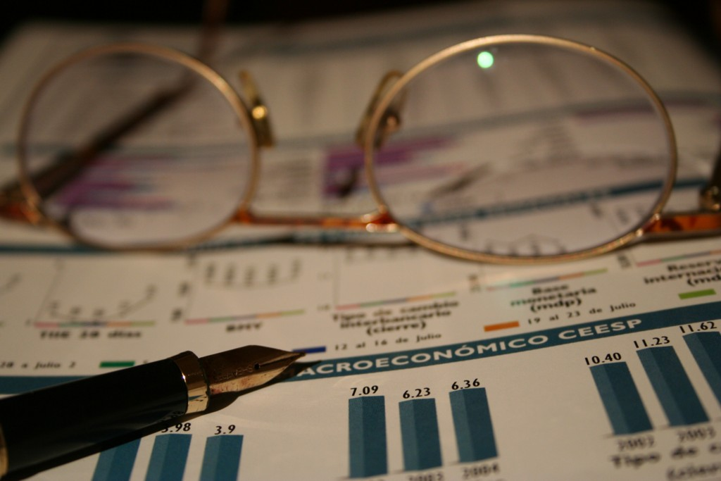 publications snapshot image of glasses and newspaper